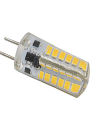 cheap -4 W LED Bi-pin Lights 350-380 lm GY6.35 T 48 LED Beads SMD 2835 Decorative Warm White 12 V / 1 pc