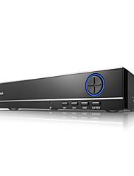 Недорогие -многоканальный вход sannce® 4ch 720p ecloud HDMI 1080p / VGA / BNC система видеонаблюдения DVR