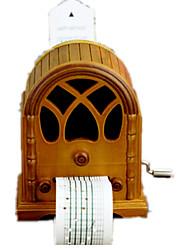 cheap -Music Box Happy Birthday Wood Khaki For Boys / For Girls