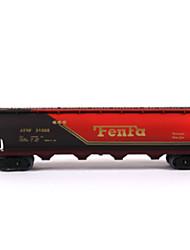 cheap -Plastic Train Play Trains & Railway Set Tank truck Toy Truck Construction Vehicle Toy Car Track Rail Car Kid's Car Toys