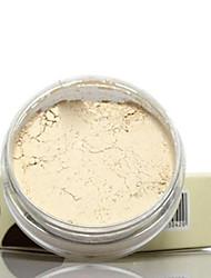 abordables -3 couleurs Poudres Sec / Mat Blanchiment Visage Maquillage Cosmétique