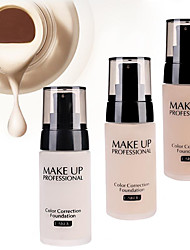 cheap -Cream BB Cream Concealer / Contour Dry / Wet / Combination Breathable / Whitening / Anti-Aging Face Makeup Cosmetic
