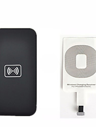 cheap -Qi Wireless Charging Kit for iPhone 6 5 5c 5s Wireless Charger Charging Pad and Receiver Card kit