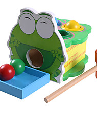 cheap -Hammering / Pounding Toy Baby & Toddler Toy Educational Toy Novelty Education Wooden 1 pcs Kid's Boys' Girls' Toy Gift