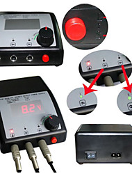 cheap -hot-dual-digital-tattoo-power-supply-with-plug-double-output-for-tattoo-machine-gun-lcd-display-top-grade