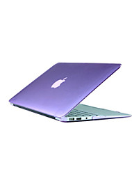 cheap -MacBook Case Full Body Cases Solid Colored / Transparent ABS for Macbook Pro 13-inch / Macbook Air 11-inch / MacBook Pro 13-inch with Retina display