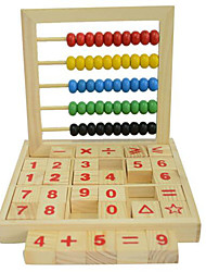cheap -Toy Abacus Educational Toy Math Toy Novelty Wood 1 pcs Kid's Boys' Girls' Toy Gift
