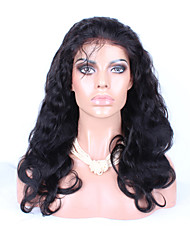 cheap -Dolago Human Hair Full Lace Wigs For Black Women Brazilian Body Wave 130% Density 100% Hand Tied Wigs with Baby Hair