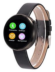 Недорогие -Смарт Часы для iOS / Android Пульсомер / GPS / Хендс-фри звонки / Защита от влаги / Видео Таймер / Секундомер / Датчик для отслеживания активности / Датчик для отслеживания сна / Найти мое устройство