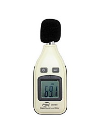 cheap -Digital Noise Meter Sound Level Meter Decibel Meter Noise Meter 30-130 Dba Em901