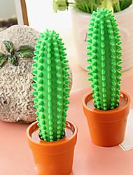 Недорогие -специальная зелёная шариковая ручка кактуса для школы / офиса
