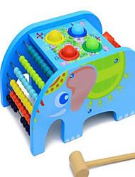 cheap -Hammering / Pounding Toy Building Blocks Baby & Toddler Toy Educational Toy 1 pcs Elephant Lovely Novelty Boys' Girls' Toy Gift