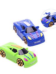 Недорогие -Игрушка с заводом Оригинальные Автомобиль пластик 1 pcs Взрослые Мальчики Девочки Игрушки Подарок