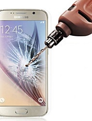 cheap -Screen Protector for Samsung Galaxy S6 Tempered Glass Front Screen Protector Anti-Fingerprint