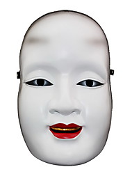 cheap -Mask Inspired by Super Heroes Ghost Ethnic Halloween Carnival New Year Unisex
