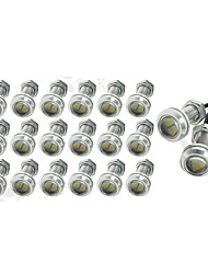 cheap -20pcs 1156 Car Light Bulbs SMD 5630 180 lm Exterior Lights For universal
