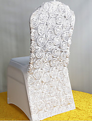 cheap -Chair Sash Polyester Wedding Decorations Wedding / Party Classic Theme All Seasons