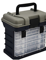 cheap -Carp Fishing Box PE 30 cm 30 cm