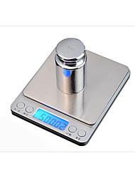 Недорогие -кухня весы ювелирные изделия кухонные весы выпечки лоток большой i2000 карман сказал