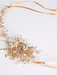 cheap -Alloy Tiaras / Headbands with 1 Wedding / Special Occasion Headpiece