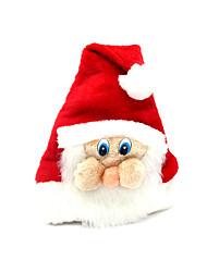 cheap -Christmas Decorations Santa Suits Textile Toy Gift 1 pcs