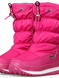cheap -Unisex Boys' Girls' Winter Boots Cowsuede Leather Nylon Ski / Snowboard Downhill Waterproof Anti-Slip Height Increasing Winter