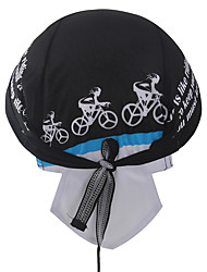 cheap -XINTOWN Skull Caps Hat Headsweat Do Rag Windproof Sunscreen UV Resistant Breathable Quick Dry Bike / Cycling Black Winter for Men's Women's Unisex Camping / Hiking Fishing Cycling / Bike Backcountry