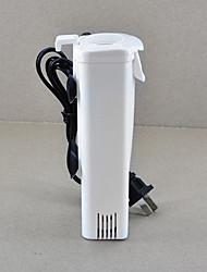 cheap -Aquarium Fish Tank Filter Vacuum Cleaner Energy Saving Noiseless Plastic 220-240 V