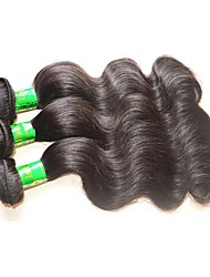 cheap -Human Hair Remy Weaves Body Wave Indian Hair 500 g More Than One Year