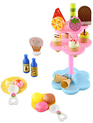 cheap -Play Kitchen Cake Novelty ABS Kid's Boys' Girls' Toy Gift