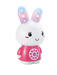 cheap -Pretend Play Rabbit Rechargeable Novelty Plastic Metal Girls' Toy Gift 1 pcs