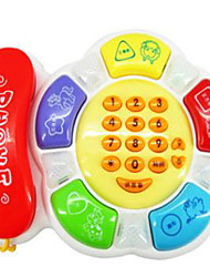 cheap -Toy Phone Smart Novelty intelligent Plastic Boys' Girls' Toy Gift