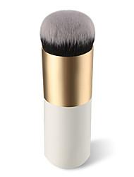 cheap -Professional Makeup Brushes Blush Brush 1 Portable Travel Eco-friendly Professional Synthetic Hair / Artificial Fibre Brush Wood for Blush Brush Foundation Brush Concealer Brush Contour Brush