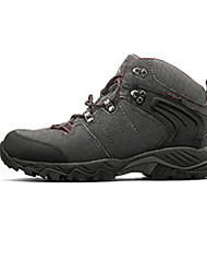 cheap -Men's Sneakers Hiking Shoes Mountaineer Shoes Waterproof Breathable Anti-Slip Anti-Shake / Damping High-Top Hiking Climbing Backcountry Fall Winter Brown Dark Grey Purple Yellow / Cushioning