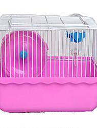cheap -Rodents Plastic Cages Random Color
