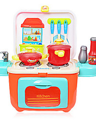 cheap -Play Kitchen Novelty Plastic Kid's Toy Gift