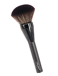 cheap -Professional Makeup Brushes Powder Brush 1 Portable Travel Eco-friendly Professional Synthetic Hypoallergenic Limits Bacteria Blending Synthetic Hair / Artificial Fibre Brush Plastic for Cream Liquid
