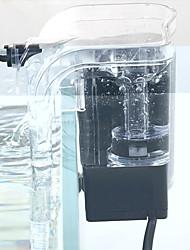 Недорогие -Аквариумы Водные насосы / Фильтры пластик 220-240 V V пластик
