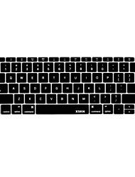 Недорогие -xskn английский Языка силиконовая клавиатура кожа на 2016 год выпущен без сенсорного штрих-версия новый MacBook Pro 13,3 раскладка