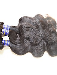 cheap -high 10a grade peruvian body wave virgin human hair 5 bundles 500g lot original hair natural black color best quality no shedding no tangles