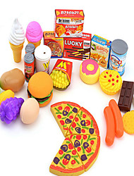 cheap -Toy Kitchen Set Toy Food / Play Food Pretend Play Food lifelike Child Safe Novelty Plastic Kid's Boys' Girls' Toy Gift
