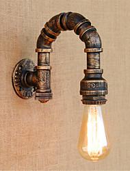 cheap -Rustic / Lodge Wall Lamps & Sconces Metal Wall Light 110-120V / 220-240V 40 W / E27