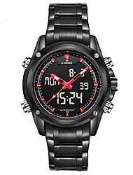 Недорогие -Мужской Спортивные часы Армейские часы Нарядные часы Модные часы Наручные часы электронные часы Календарь Кварцевый Цифровой сплав Группа