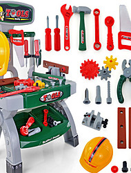 cheap -Toy Tool / Tool Box Novelty / Safety Plastic Boys' Kid's Gift