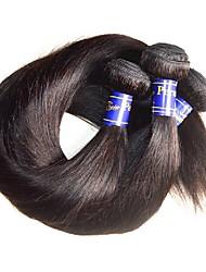 cheap -Human Hair Remy Weaves Straight Peruvian Hair 1000 g More Than One Year