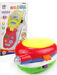 cheap -Toy Phone Novelty Plastic Girls' Toy Gift