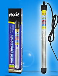 abordables -Aquarium Chauffages Contrôle manuel de la température 100/200/300 W W 220-240 V V Verre