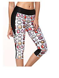 cheap -Women's # Running Pants Sports Pants Leggings Breathable Classic / Cotton / High Elasticity
