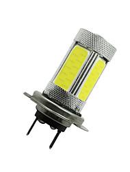 cheap -SO.K 2pcs H7 Car Light Bulbs 6 W COB 600 lm LED Fog Lights For