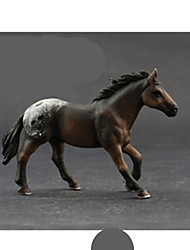 cheap -Model Building Kit Horse Novelty Plastic with Clothes and Accessories for Girls' Birthday and Festival Gifts